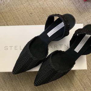 BRAND NEW NWOT Stella McCartney wedges